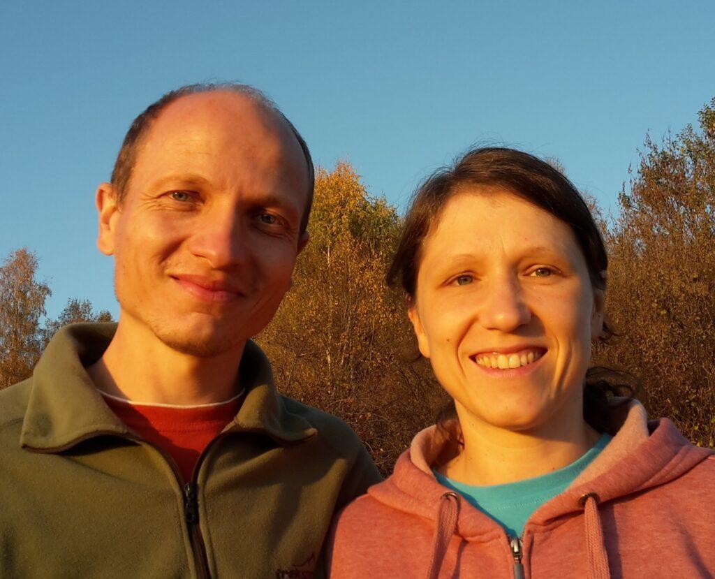 Róbert a Mária Imriškovi, Dom prijatia Rodinkovo